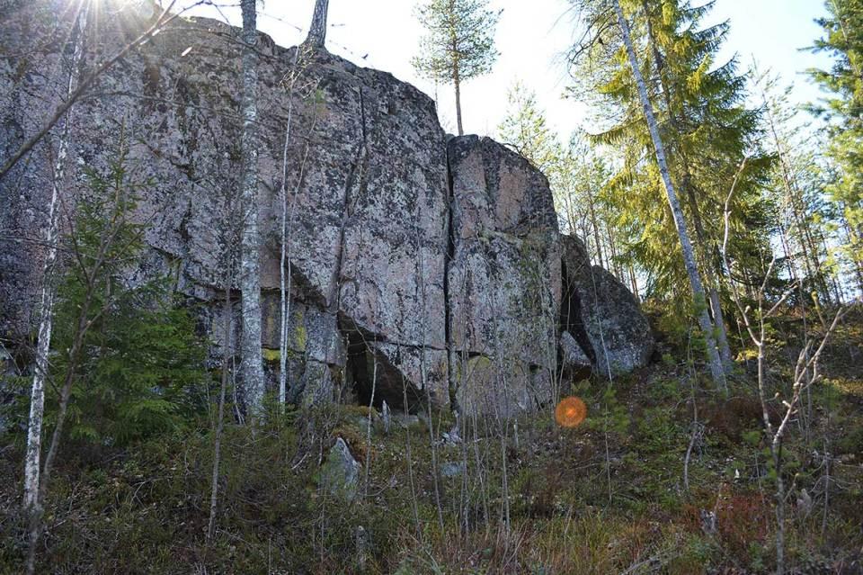 Näköalapaikan kivi