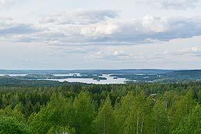 Kuopion Neulamäen näköalatorni