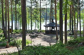 Kuopion Pölhön saari ja luontopolku
