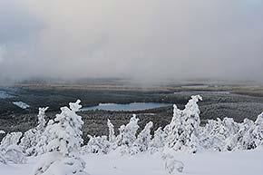 Oulangan kansallispuiston Valtavaara